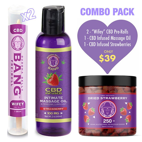 Lover's Combo Pack  (Save $18.96)