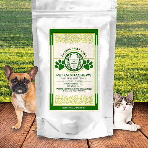 Premium CBD Pet Treats (150mg)