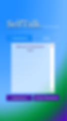 SelfTalk 7 9-Questions - iPhone 6s Plus.