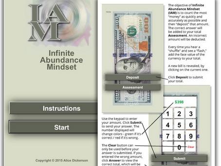 Infinite Abundance Mindset