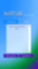 SelfTalk 7 8-Intentions - iPhone 6s Plus