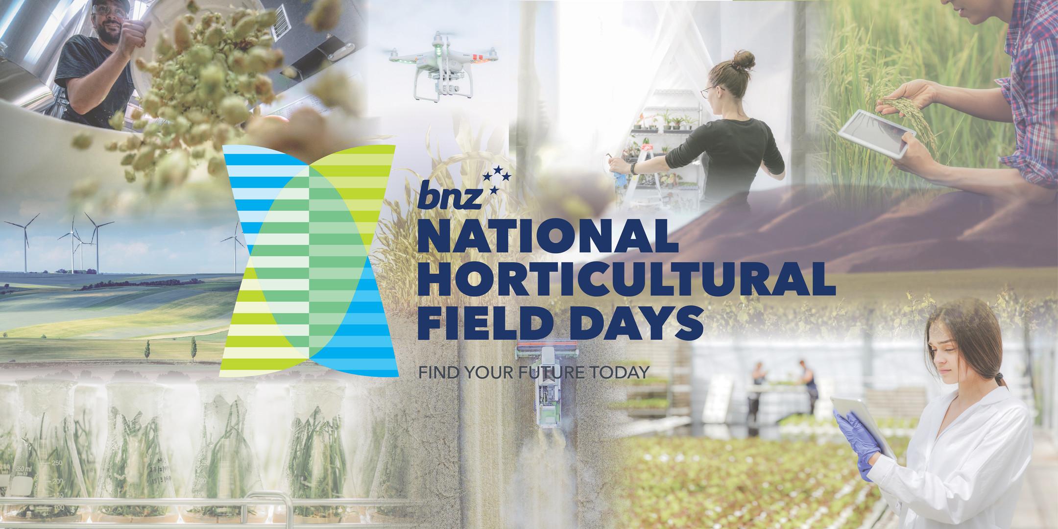 BNZ National Horticultural Field Days