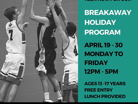 FREE Breakaway Holiday Programme on Now!