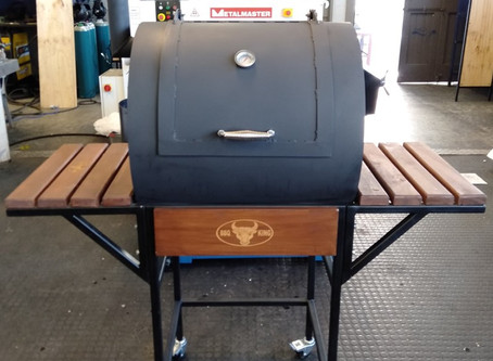 Our Year 12 BBQ Project!
