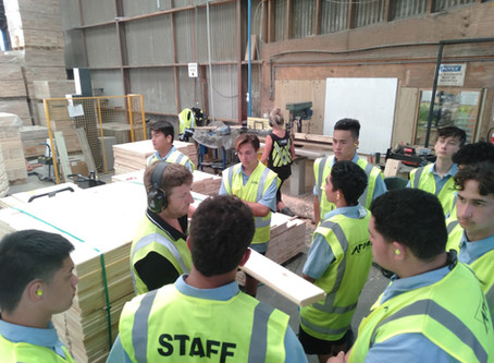 Tumu Timbers / Hastings Boys' Cadetship Programme
