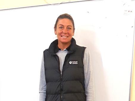 Irene Van Dyk Netball Coaching Course