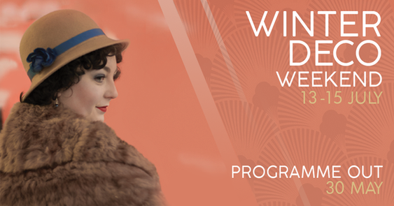 Art Deco Winter Festival