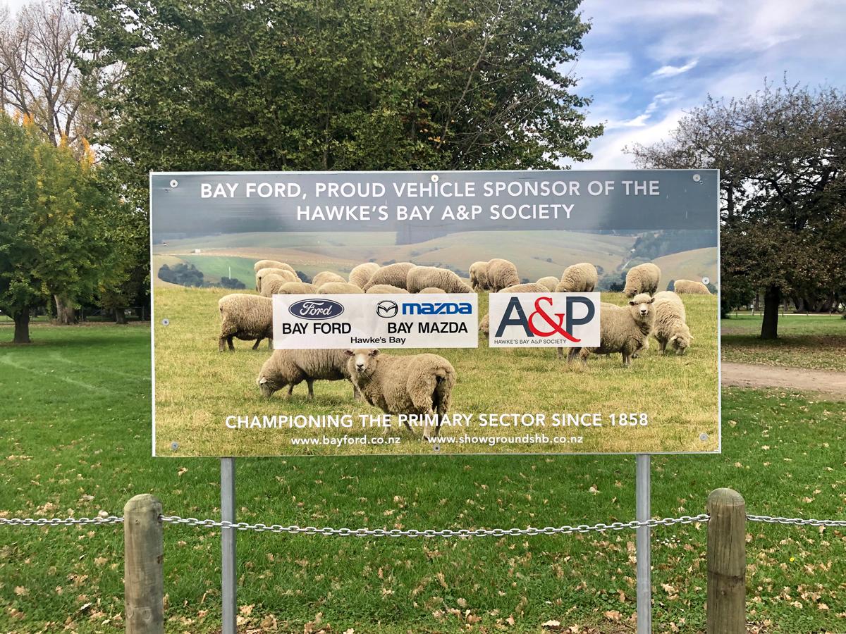 Hawke's Bay A&P Society