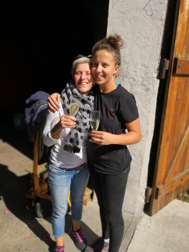 Aure & Carole