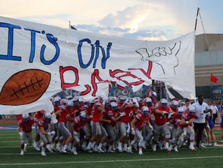 Texas HS Football AP Poll 8/29/16