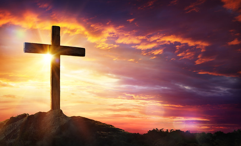 Crucifixion Of Jesus Christ - Cross At S