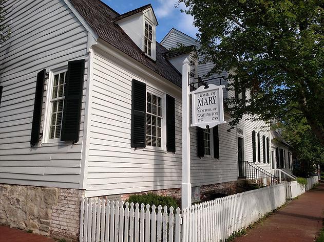 Washington Heritage Museums Fredericksburg, VA