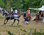 knights at Bridoire