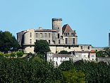 castle in Duras France