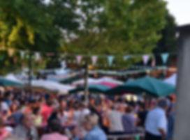 night market Laparade France 2015