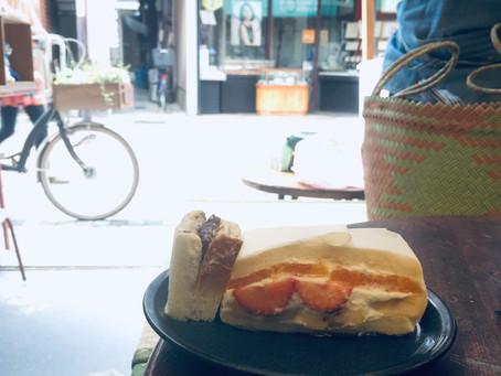 ohanaカフェ惣菜デー。