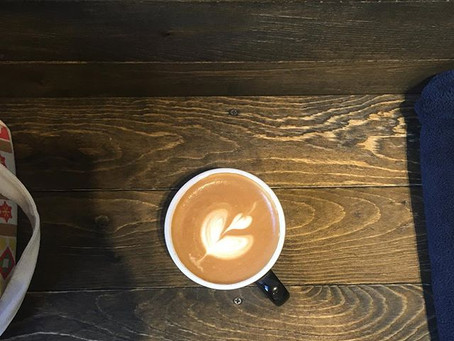 モクコムさんがコーヒースタンドになってた件。