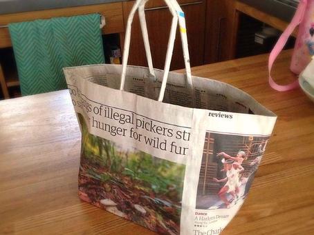 イイトコバッグをつくろう。