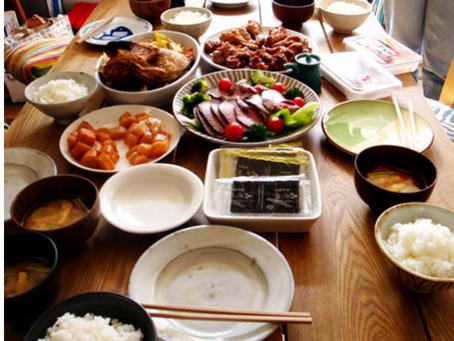 生活クラブの試食会。
