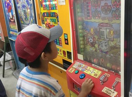 10円ゲームの世界。