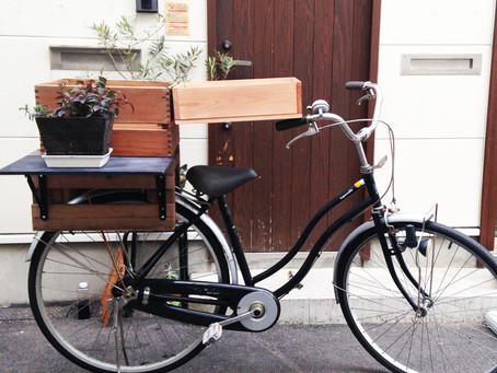 自転車DIY日記(2/21)