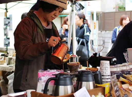 純喫茶フェスティバルに出店してきました