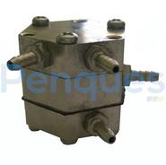 Válvula dupla de agua MPI-II