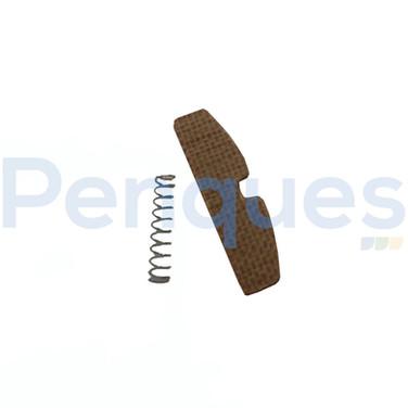 Kit palhetas e molas para micromotor