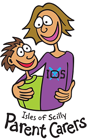 Isles of Scilly Parent Carers logo