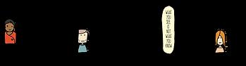 Hidden stories logo