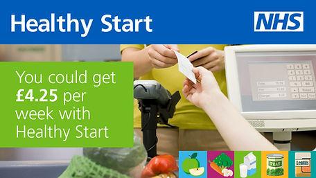 Healthy start image