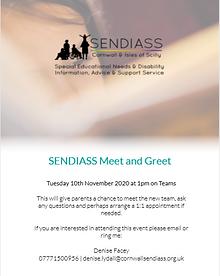 SENDIASS Meet and Greet.PNG