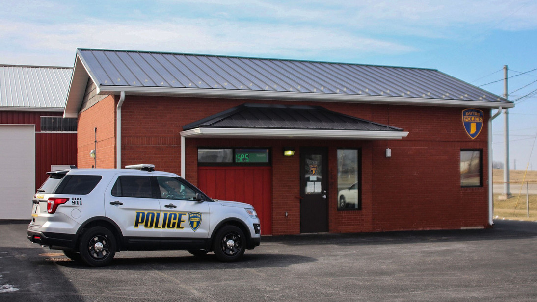 Dayton, Indiana - Police Dept.
