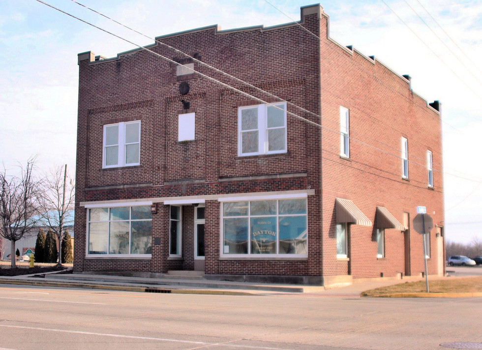 Dayton, Indiana - Town Hall