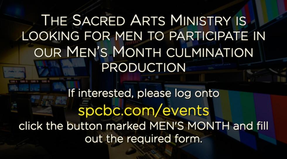 Men's Month production recruitment.png