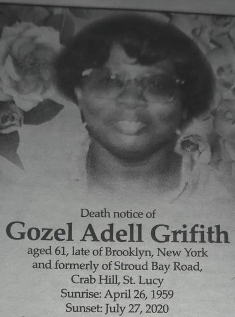 Gozel Adell Griffith
