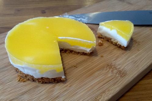 Lemon & Mango Cheesecake