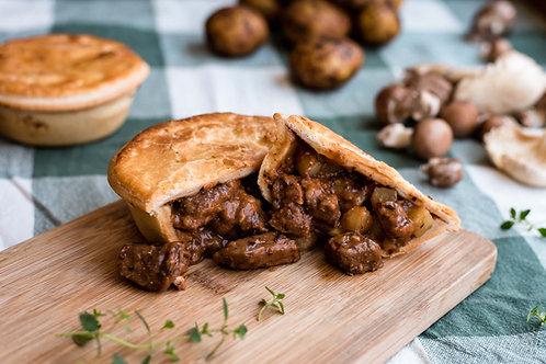 SCARFIE - Beef Steak, Mushroom & Dark Ale