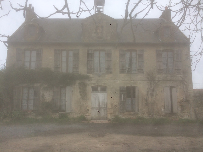 AVANT Ravalement - Ferme du Hôme - Varaville
