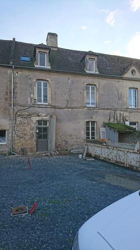AVANT Ravalement - Villons-les-Buissons