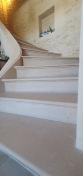 APRÈS Escalier - Villons-les-Buissons