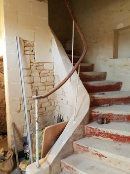 AVANT Escalier - Villons-les-Buissons