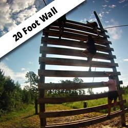 20-Foot-Wall