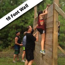 10-Foot-Wall
