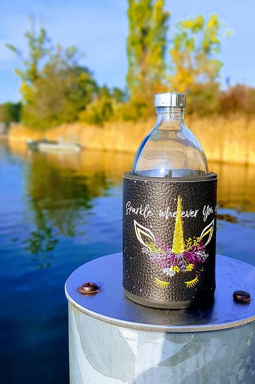 Glastrinkflasche SPARKLE 0,54l