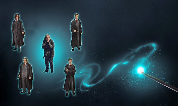 Wormtail and the Marauders