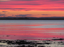 Halley sunset 7