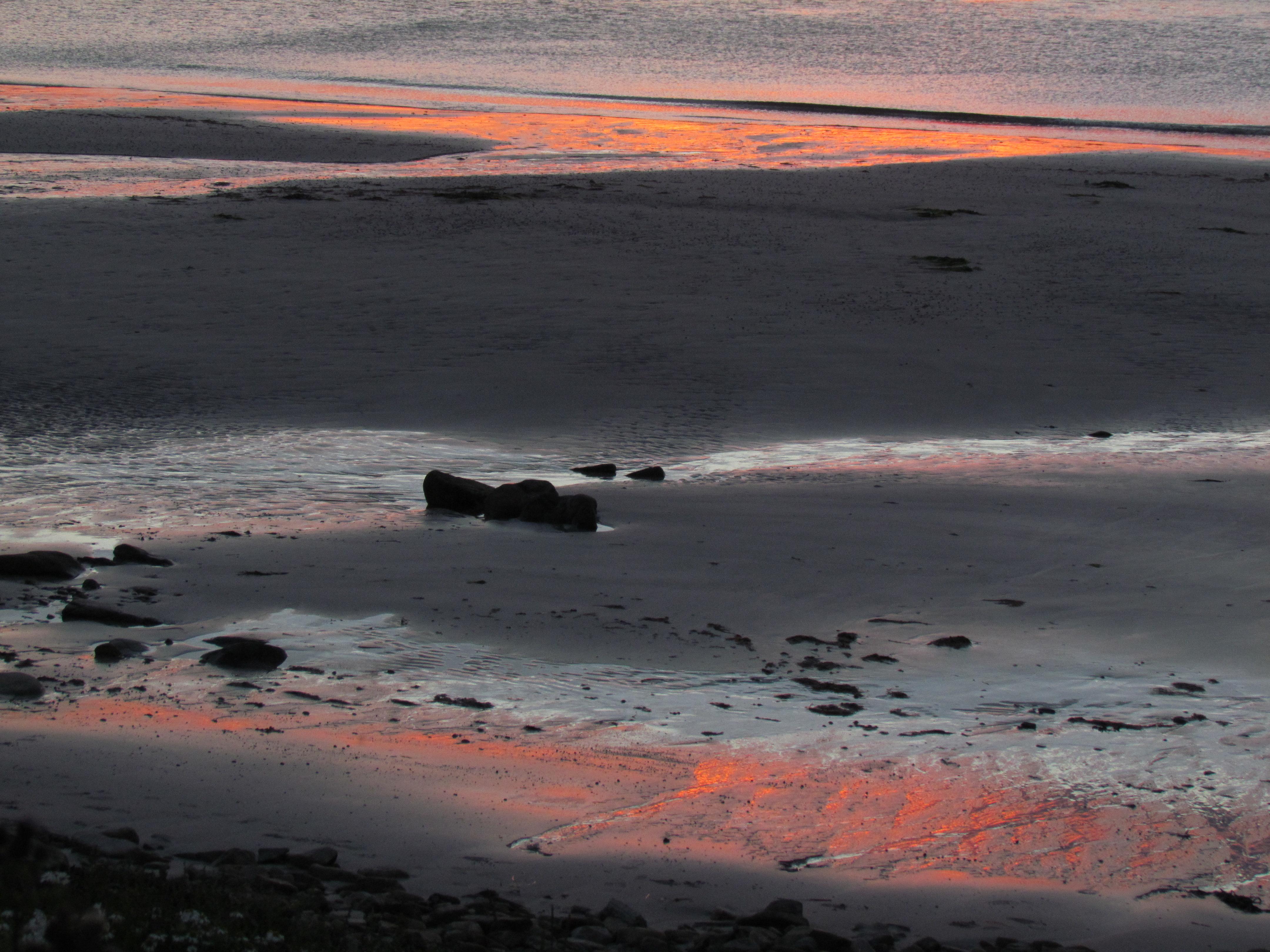 Halley sunset 4