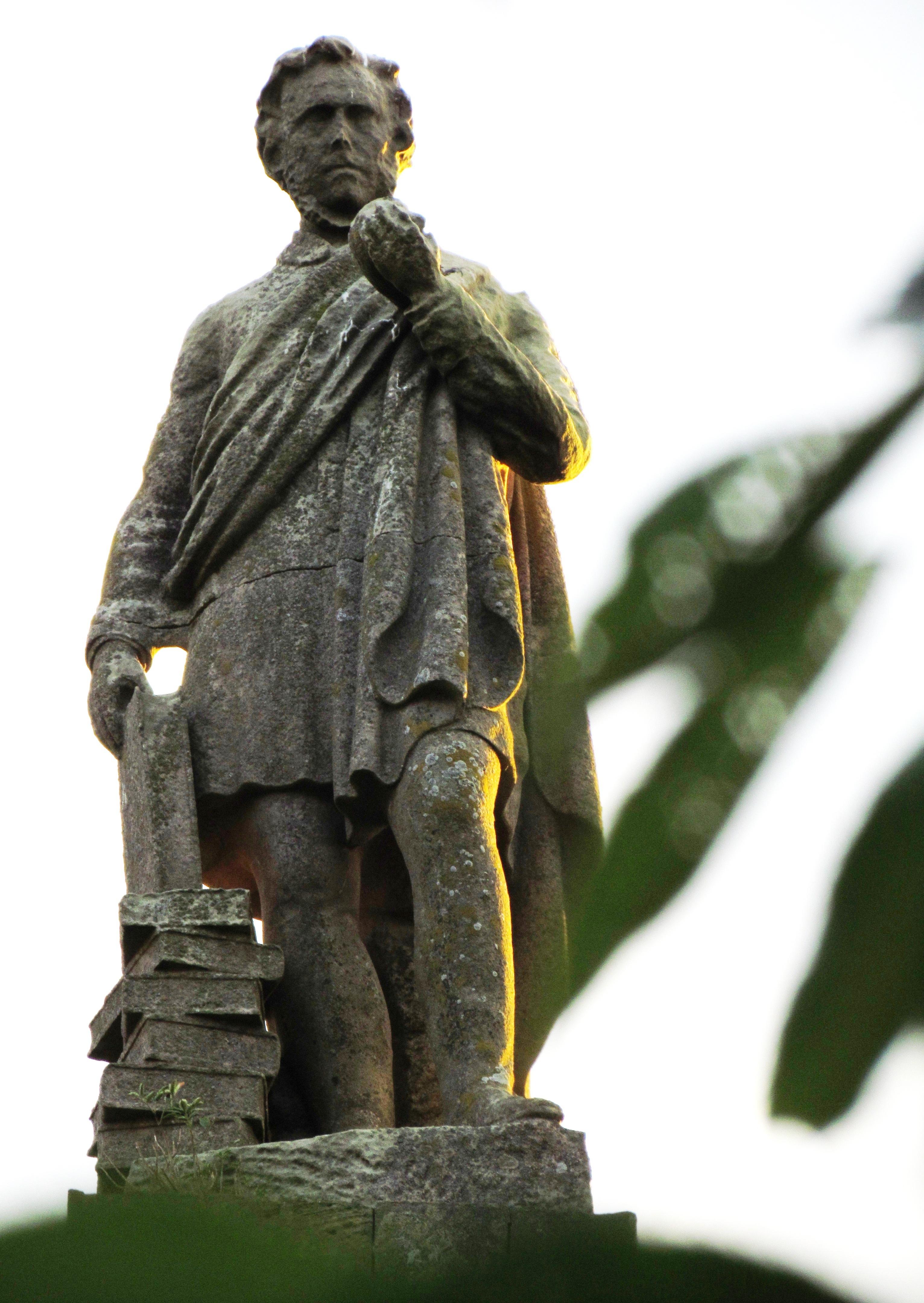 Hugh Miller  monument 1