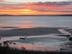 Halley sunset 3